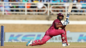 Nicholas Pooran has asserted his position as one of the most exciting young limited-overs batsmen in the world