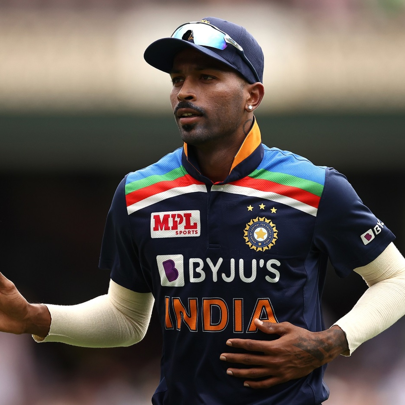 Hardik Pandya profile and biography, stats, records, averages, photos and  videos