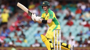 Redefining batting geometry in Steven Smith style