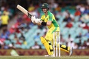 Redefining batting geometry in Steven Smith style, Australia v India, 2nd ODI, Sydney, November 29, 2020