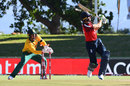 Jos Buttler swings through the line and is bowled, South Africa vs England, 2nd T20I, Paarl, November 29, 2020