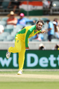 Glenn Maxwell came on in the second over, Australia vs India, 3rd ODI, Canberra, December 2, 2020