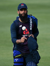Moeen Ali in training, South Africa vs England, Newlands, Cape Town, ODI series, December 3, 2020