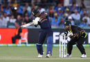 Sanju Samson pulls a six over midwicket, Australia vs India, 1st T20I, Canberra, December 4, 2020