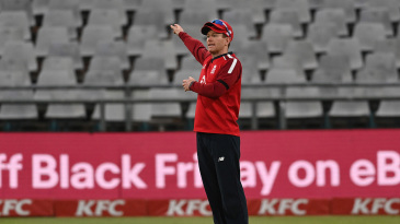Eoin Morgan: smart tactically, open to original thinking, and fiercely loyal