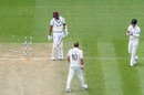 Neil Wagner flattens Shannon Gabriel's middle stump, New Zealand vs West Indies, 1st Test, Hamilton, 4th day, December 6, 2020