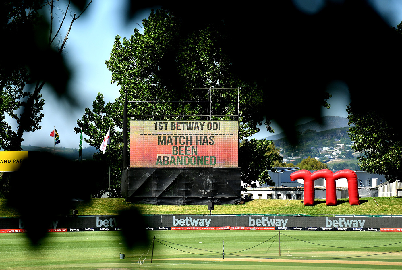The South Africa-England tour was called off in December following an outbreak of Covid-19 among both teams