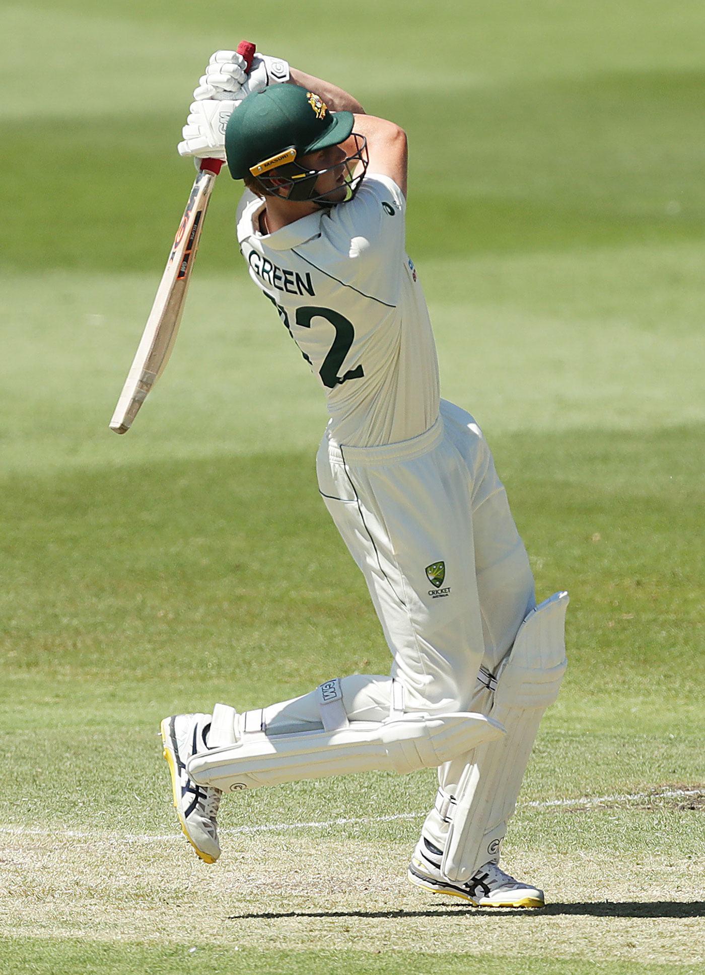 Cameron Green in Tallest Batsmen In Cricket History