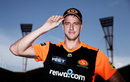 Morne Morkel gets his Perth Scorchers cap, Sydney Thunder v Perth Scorchers, Big Bash League 2019-20, Sydney, January 26, 2020