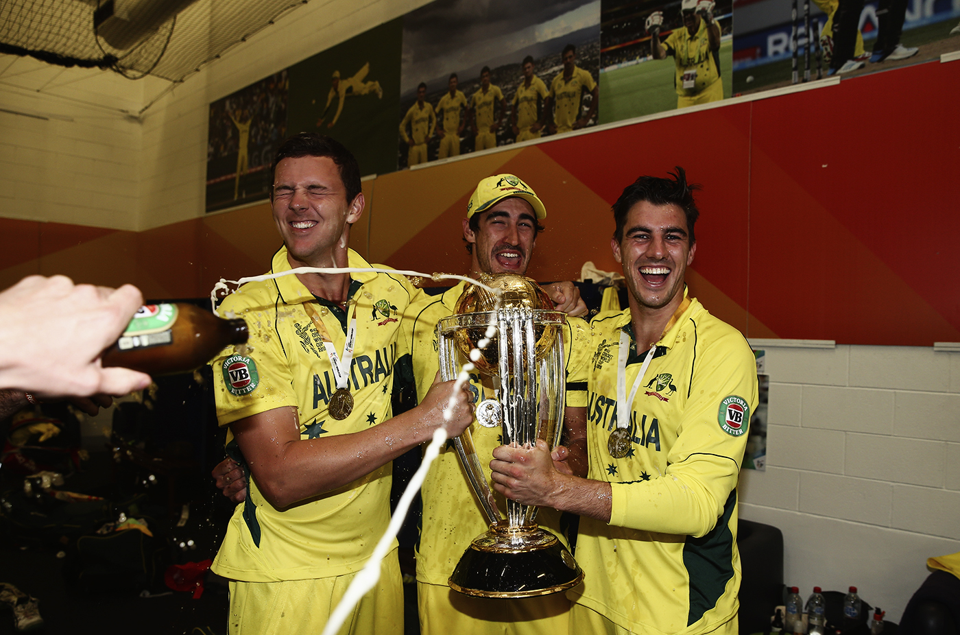 In eight World Cup matches in 2015, Starc took 22 wickets at 10.18