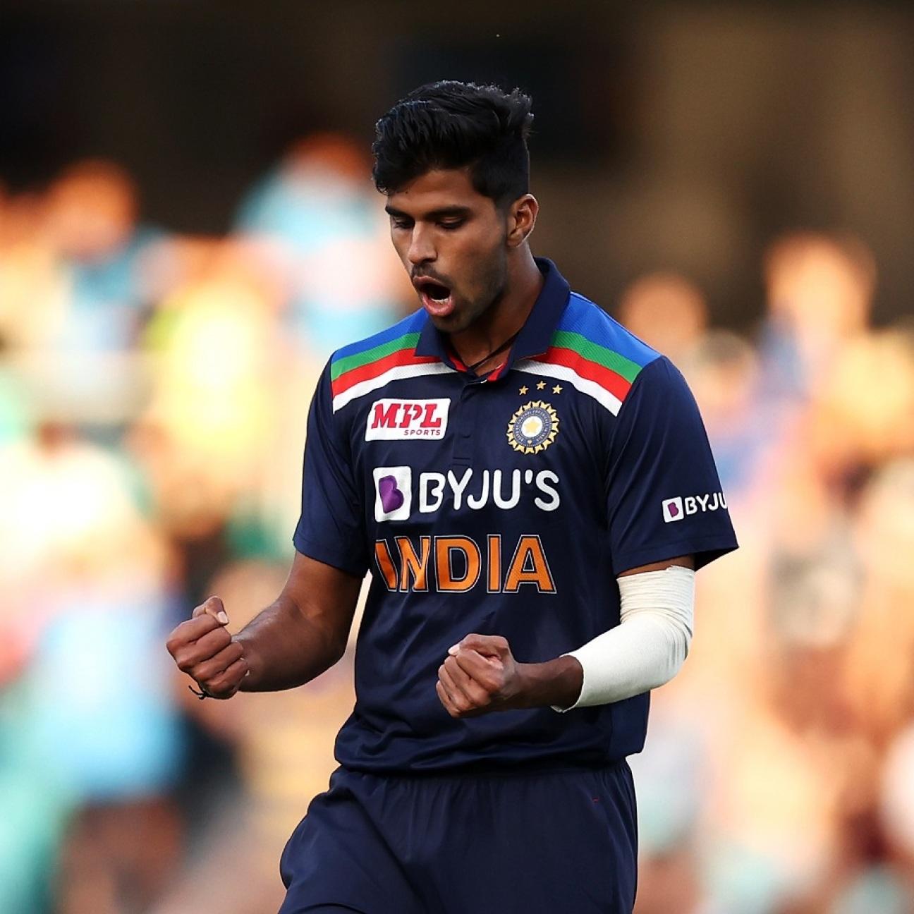 Brisbane Test - T Natarajan and Washington Sundar - a tale of friendship and freakish Test debuts