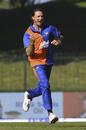 Dale Steyn is thrilled to pick up a wicket, Jaffna Stallions vs Kandy Tuskers, LPL 2020, Hambantota, December 9, 2020