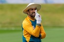 Younis Khan gestures during a fielding session, Queenstown, December 9, 2020