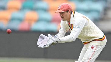 It has been a year since Alex Carey played a first-class match