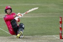 Josh Philippe plays a falling scoop, Sydney Sixers vs Melbourne Renegades, BBL, Hobart, December 13, 2020
