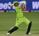 Daniel Sams cracked his highest T20 score during a special all-round show, Sydney Thunder vs Brisbane Heat, BBL 2020-21, Canberra, December 14, 2020