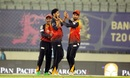 Mashrafe Mortaza picked up his maiden five-wicket haul in T20 cricket, Gazi Group Chattogram v Gemcon Khulna, 1st qualifier, Bangabandhu T20 Cup, Dhaka, December 14, 2020