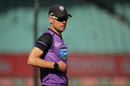 Johan Botha was subbed out of the game for Mac Wright without getting on the field, Hobart Hurricanes vs Adelaide Strikers, Launceston, December 15, 2020