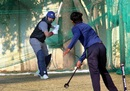 Yuvraj Singh faces throwdowns in the nets, Mohali, December 12, 2020