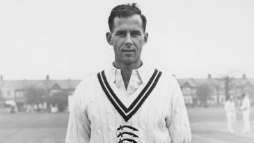 Alan Moss of Middlesex