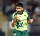 Haris Rauf sent back Devon Conway, New Zealand vs Pakistan, 1st T20I, Auckland, December 18, 2020