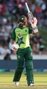 Mohammad Hafeez finished on an unbeaten 99 off 57 balls, New Zealand vs Pakistan, 2nd T20I, Hamilton, December 20, 2020