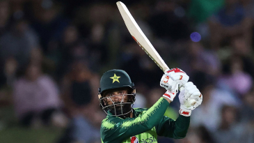 Mohammad Hafeez: in the swing of things