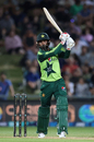 Mohammad Hafeez: in the swing of things, New Zealand vs Pakistan, 3rd T20I, Napier, December 22, 2020