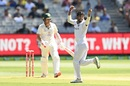 Jasprit Bumrah dismisses Joe Burns for a duck, Australia vs India, 2nd Test, Melbourne, 1st day, December 26, 2020