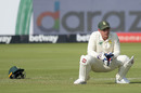 It was a difficult first day as Test captain for Quinton de Kock, South Africa v Sri Lanka, 1st Test, Centurion, December 26, 2020
