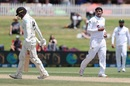Mohammad Abbas got the wicket of Tom Blundell, New Zealand vs Pakistan, 1st Test, Mount Maunganui, Day 4, December 29 2020