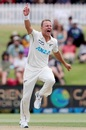 Broken toes? That's not going to stop an adrenaline fuelled Neil Wagner, New Zealand vs Pakistan, 1st Test, Bay Oval, Day 3, December 28 2020
