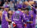 Sandeep Lamichhane made his first appearance of the tournament, Hobart Hurricanes vs Melbourne Stars, Blundstone Arena, BBL 2020-21, January 2, 2021