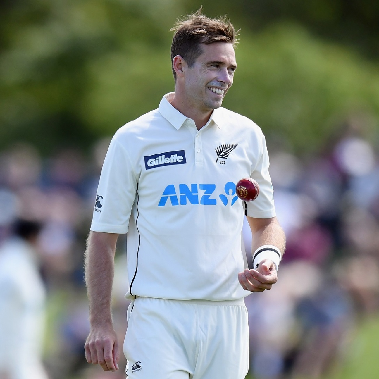 England vs New Zealand - Tim Southee not worried about England Test workload ahead of World Test Championship final