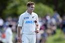 Tim Southee sports a grin, New Zealand vs Pakistan, Christchurch, 1st day, 2nd Test, January 3, 2020