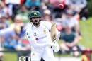 Azhar Ali made an enterprising half-century on the opening day, New Zealand vs Pakistan, Christchurch, 1st day, 2nd Test, January 3, 2020