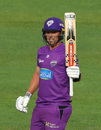 Ben McDermott began slowly, but surged powerfully as his innings progressed, Hobart Hurricanes vs Melbourne Stars, BBL 2020-21, Hobart, January 4, 2021