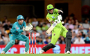 Alex Hales continued to be in good form with 46, Brisbane Heat vs Sydney Thunder, Big Bash League, January 4, 2020