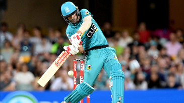 Joe Burns played a confident knock in chase