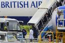 Moeen Ali walks off the plane as England touch down in Sri Lanka, England tour of Sri Lanka, January 3, 2020
