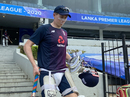 Zak Crawley heads for the nets as England train for the first time on their tour of Sri Lanka, England tour of Sri Lanka, January 6, 2020
