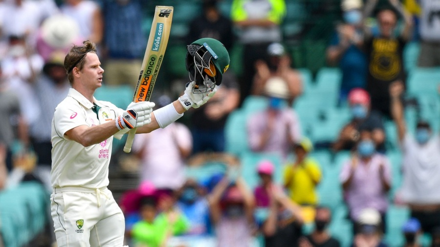 Steven Smith is back and how - Test century No.27 completed