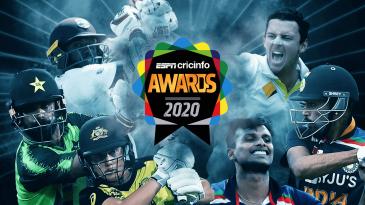 ESPNcricinfo Awards 2020