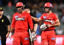 Mohammad Nabi and Jake Fraser-McGurk's partnership took Renegades past Strikers, Adelaide Strikers vs Melbourne Renegades, BBL 2020-21, Adelaide, January 8, 2021