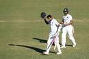 Job done: R Ashwin and Hanuma Vihari walk off, Australia vs India, 3rd Test, Sydney, 5th day, January 11, 2021