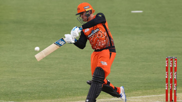 Jason Roy led Perth Scorchers' victory charge