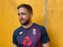 Chris Woakes pictured during practice at Galle, January 12, 2021