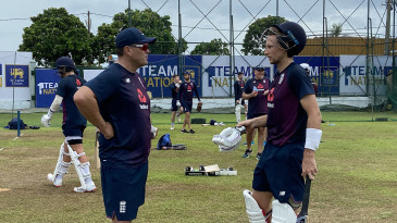 Joe Root picks England batting consultant Jacques Kallis' brain