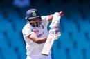 R Ashwin shapes to play a short ball, Australia vs India, 3rd Test, Sydney, 5th day, January 11, 2021