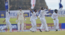 Sri Lanka plead for the wicket of Dom Sibley, Sri Lanka v England, 1st Test, Galle, 1st day, January 14, 2021